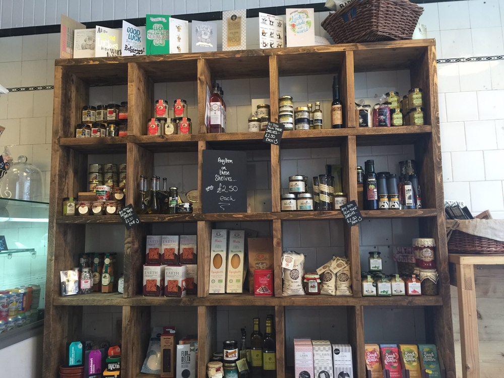 Deans Glasgow Byres Road shelves