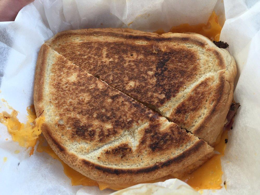 Deans Glasgow cheese toastie