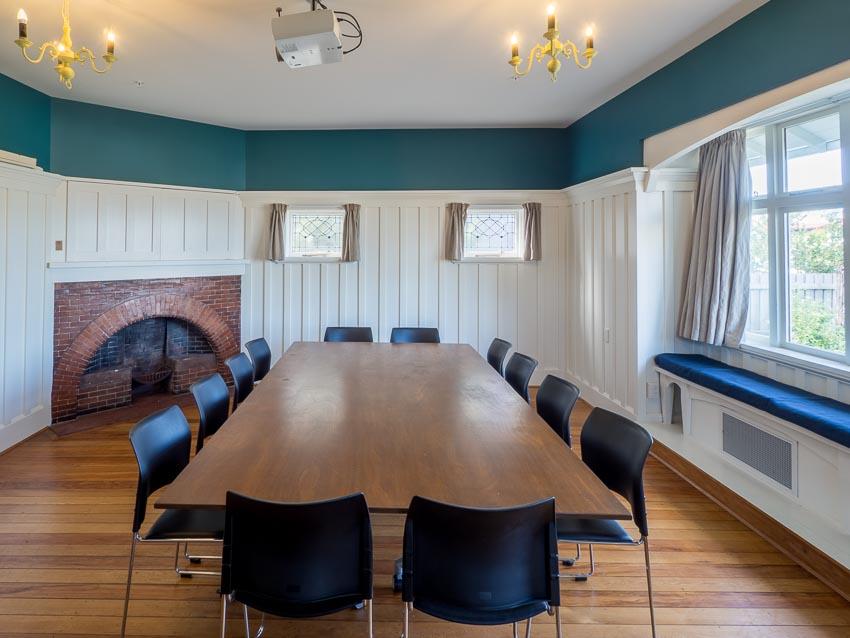 Ballroom Character Meeting Space Christchurch City Eco Villa Boardroom Table Seats 12 Projector & Natural Light Large Windows-2.jpg