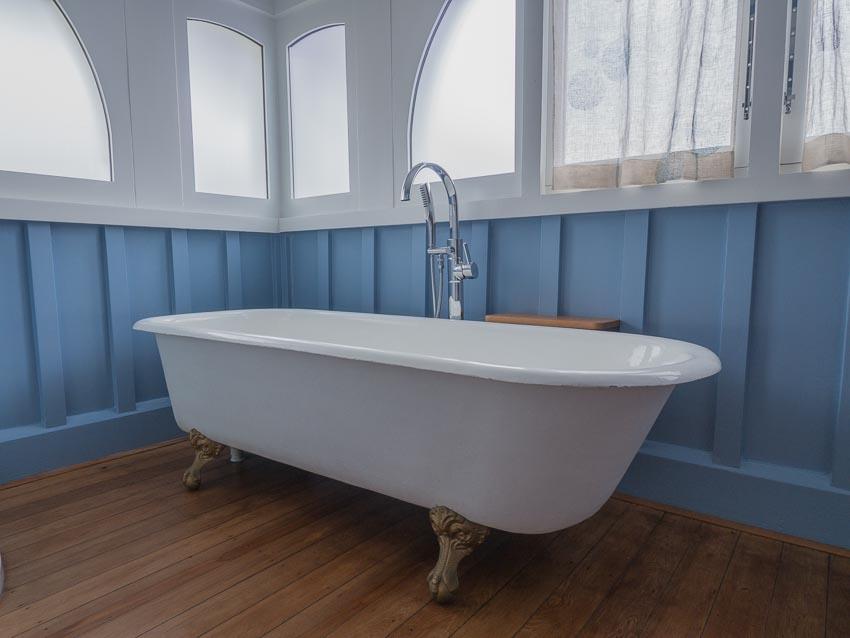 The Oak Clawfoot Bath Eco Villa Unique Accommodation Boutique Hotel.jpg