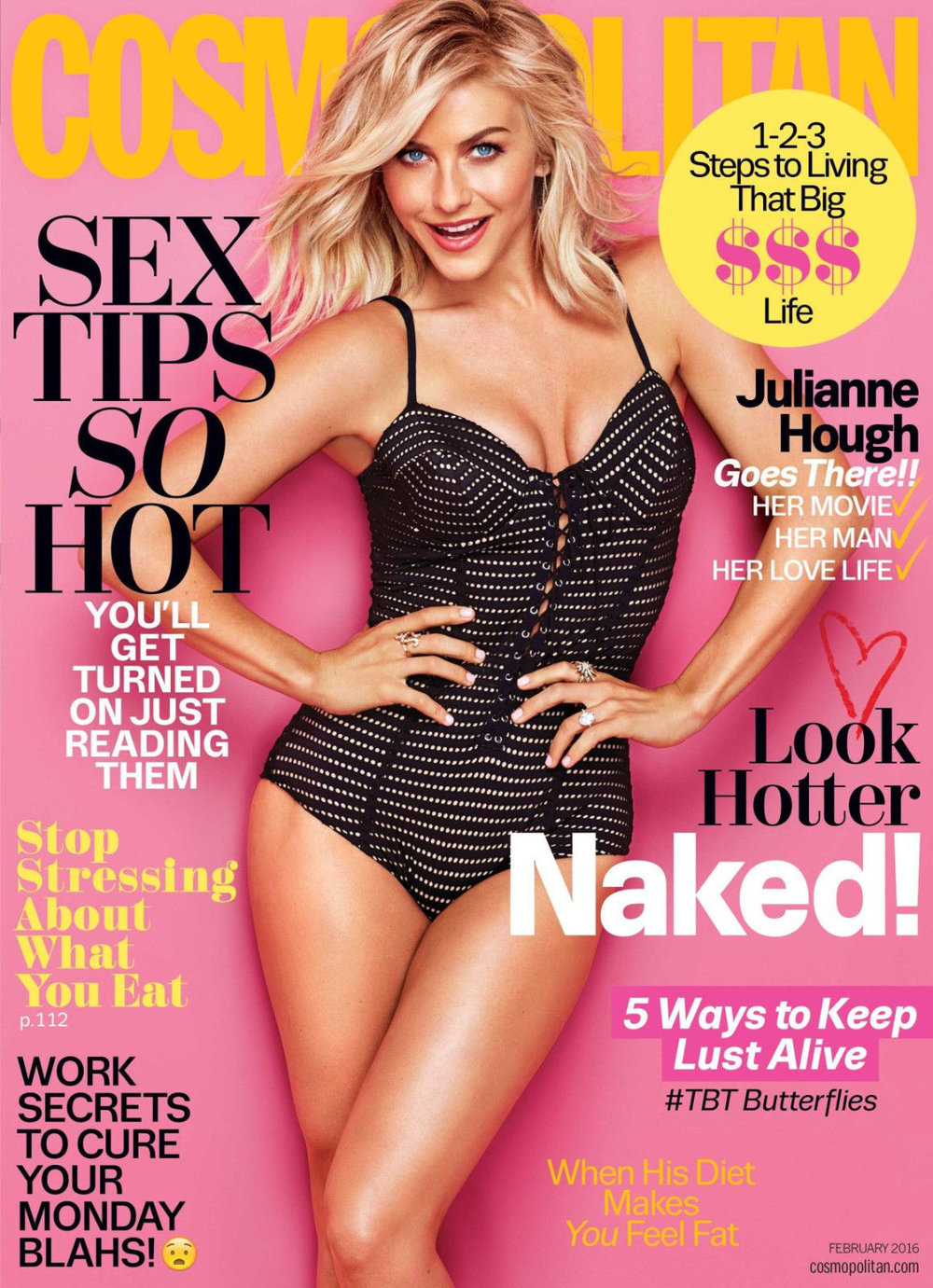 Nice answer Cosmopolitan girl nude workout