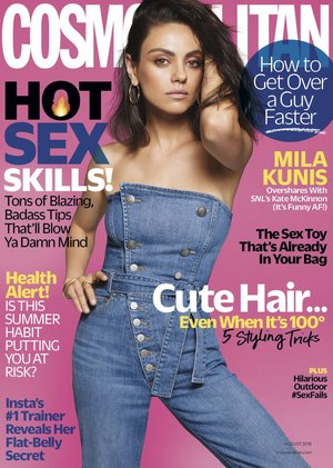 Cosmo Issues Cosmo Hurts Kids