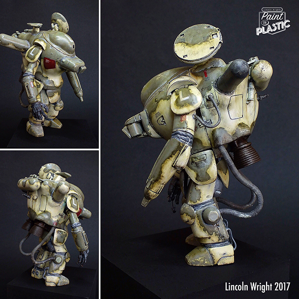 Ma.K Seapig - Exclusive to The Weathering Magazine and Patreon.