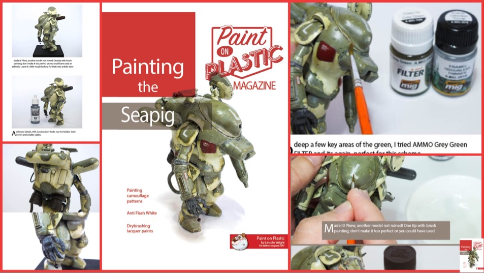 Paint on Plastic Magazine Issue 01 Seapig_thumb.JPG