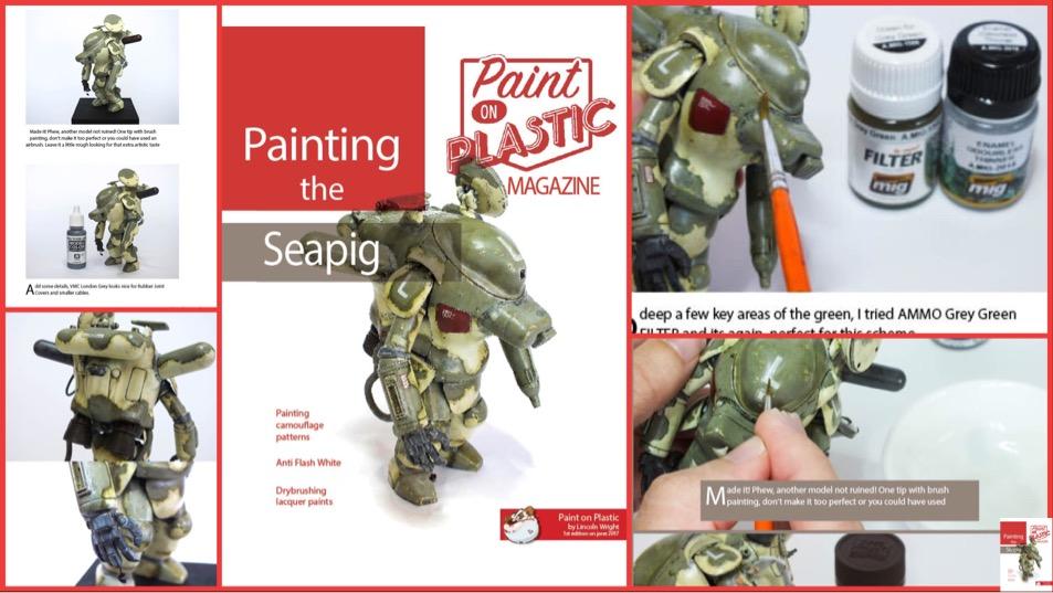 Paint on Plastic Magazine Issue 01 Seapig_thumb.JPG