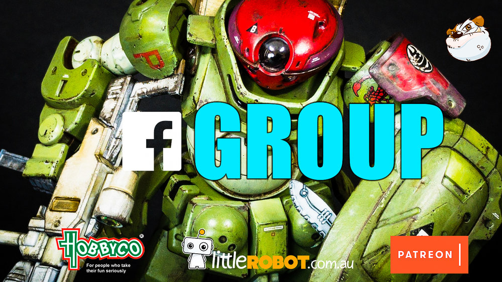 Come Join Us! - Before anything, why not come join our Community on Facebook? A Group of friendly folks all there to help each other have fun and improve!