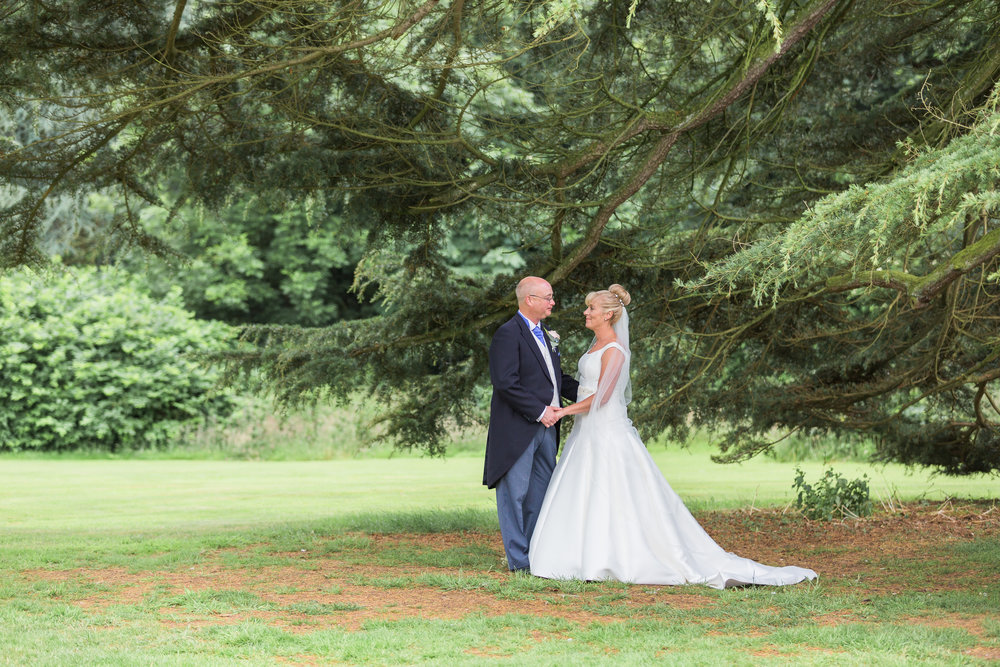 Kirsty & Kevin - wedding ~ farington Lodge