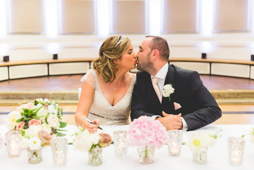 Phillipa & Janek - Wedding ~ HallE St Peter's