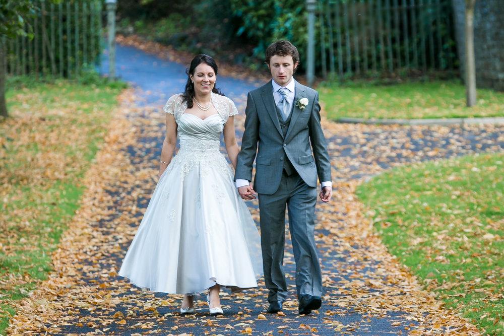 Lynsey & Paraic - Wedding ~ Bashall Barn