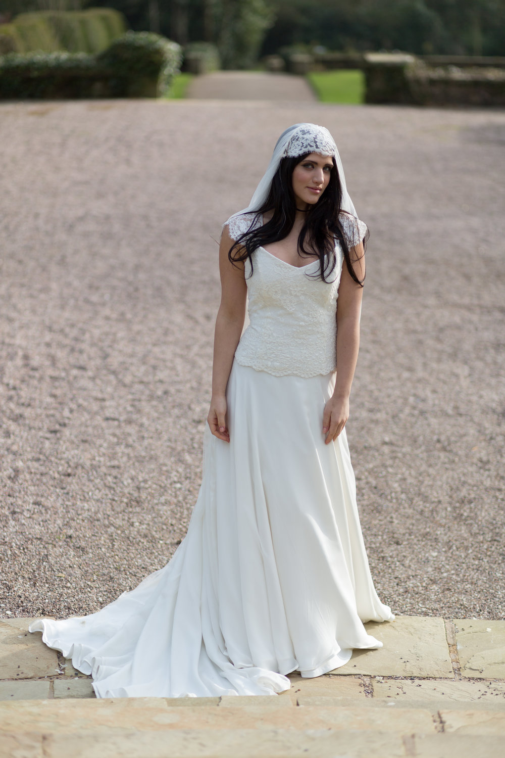 Bespoke Bridalwear by  Rebecca Juliet Bridal