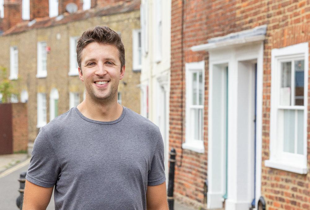 DAVE BOULDING  | Canterbury Site Coordinator