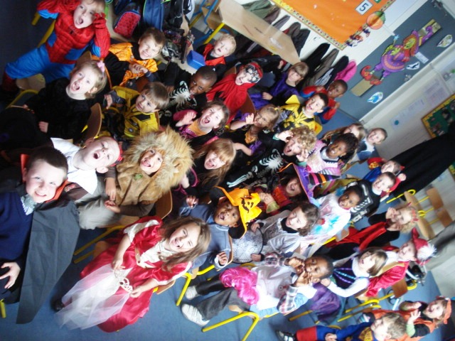 Junior Infants Halloween.JPG