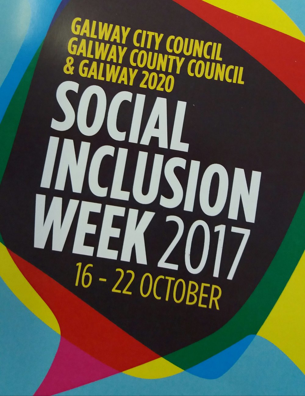 Storytelling and hot chocolate: Social Inclusion Week at