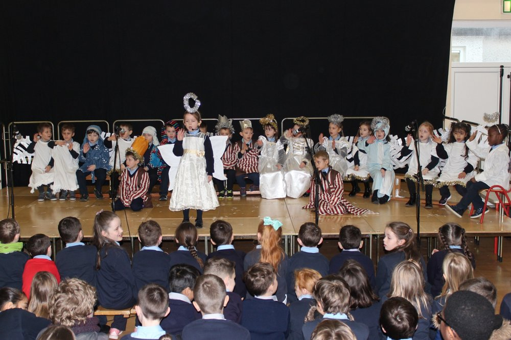 Junior Infants Claddagh Christmas Show Ms Ferguson#1.JPG