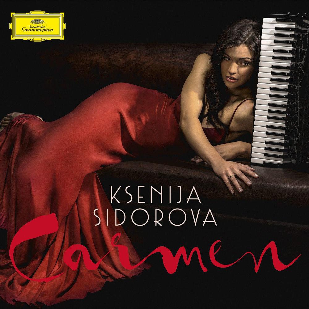 Ksenija Sidorova - Carmen