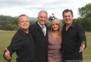 The Three Waiters and Bonnie Tyler
