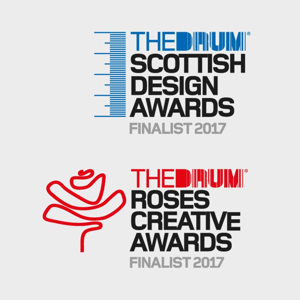 Freytag Anderson nominated in Scottish Design Awards and Roses Creative Awards 2017. Delighted to have received 4 nominations in the annual Scottish Design Awards across corporate identity, poster and corporate literature categories as well as 3 nominations in the Roses Creative Awards for identity design, corporate literature and craft: photography. See the full list of nominees here and here.