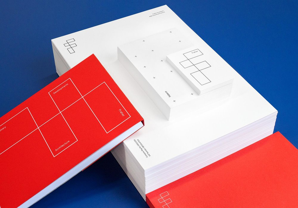Copy of <b>Fraher Architects</b><br>A concept based on the visual language of architecture