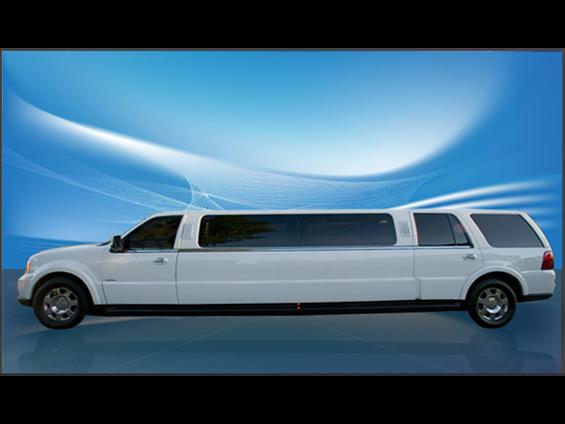 14 Passenger Lincoln Navigator
