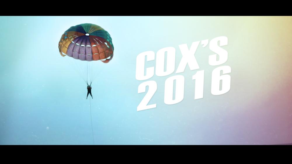 COX'S 2016