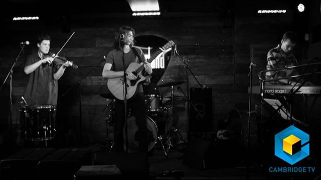 New vids comin soon from our live sesh @theportlandarms ! #cambridgetv #sundaysessions