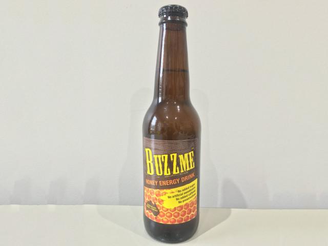 BUZZME HONEY ENERGY DRINK