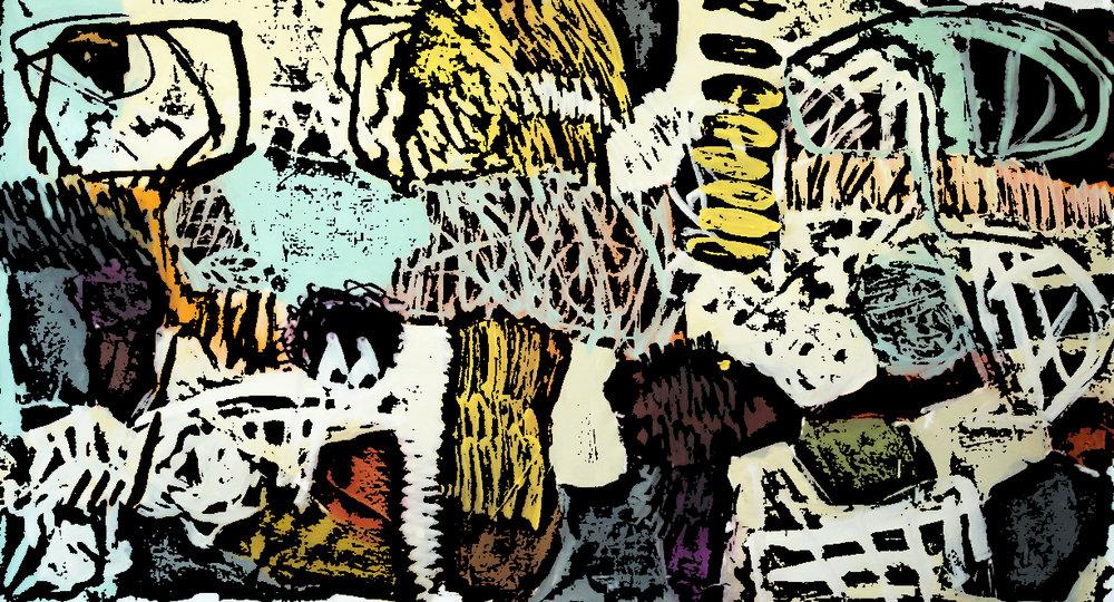 aus: seidenspitzenkratzen (2013)