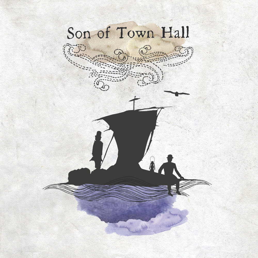 Son of Town Hall - EP (Click image or here to purchase) Recorded by Jono Manson in Chupadero, NM Written aboard a raft at sea. Released November 2016