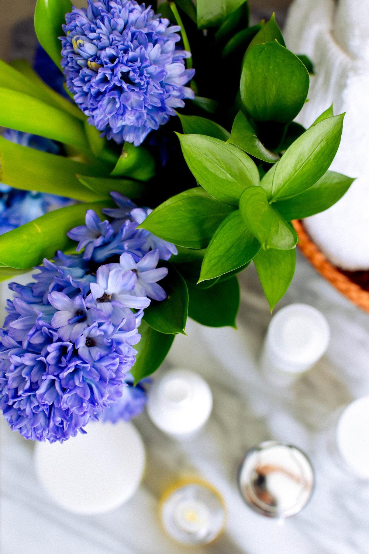 summer clean beauty brightening routine