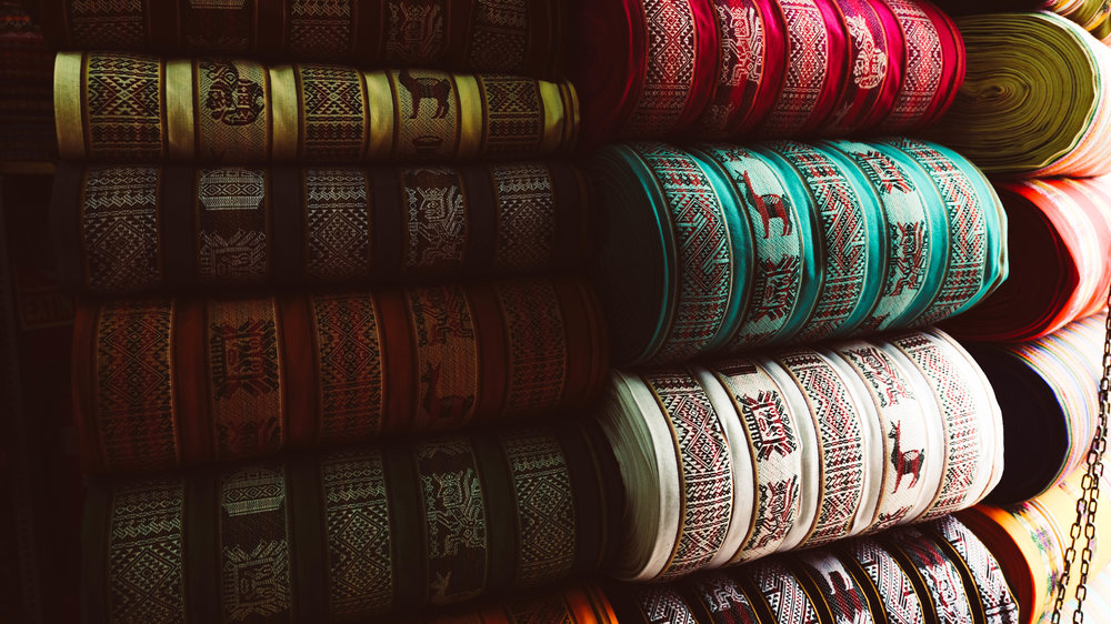 San Pedro Market Cuzco