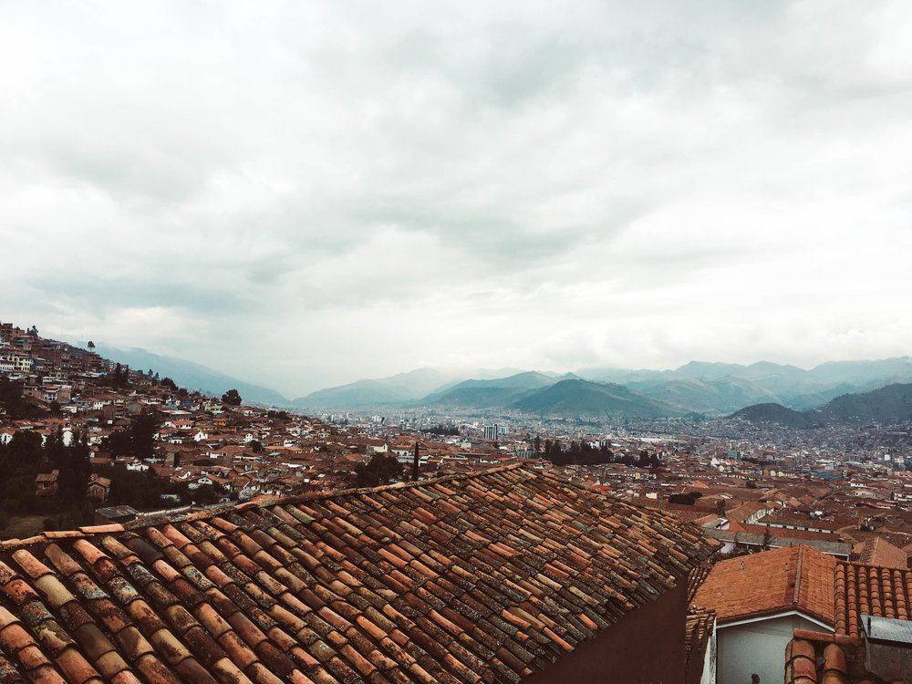San Blas Neighborhood Cuzco