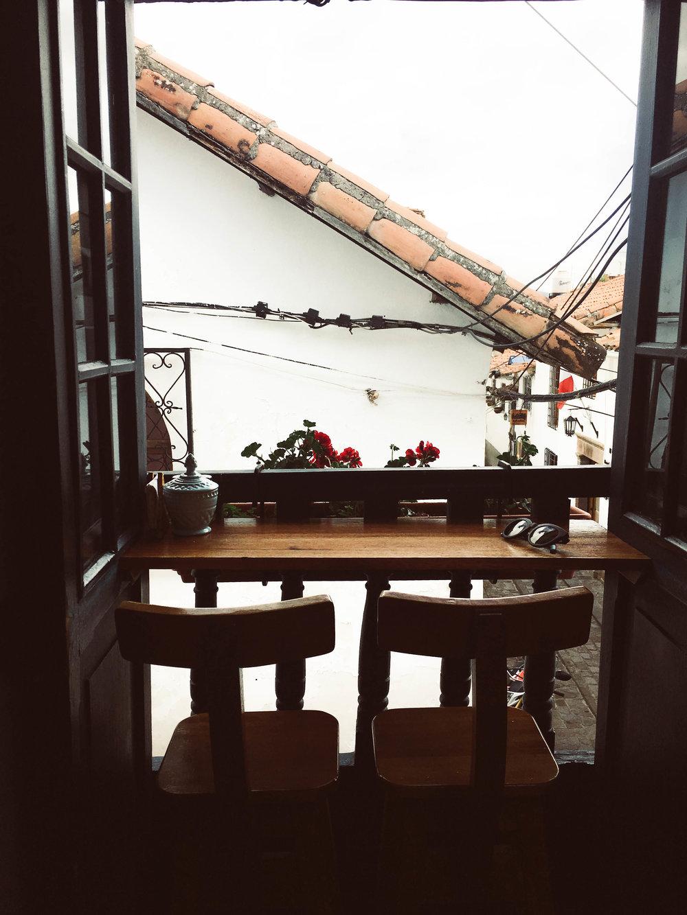 L'Atelier Cafe Cuzco, Peru