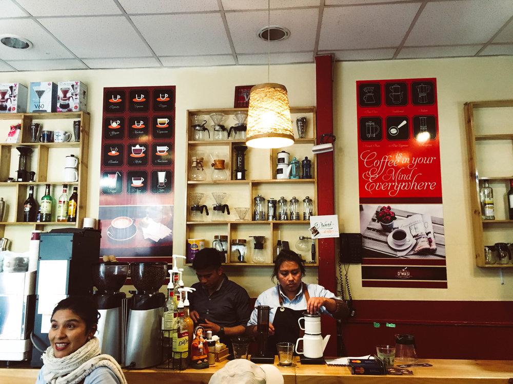 Cafe D'wasi Cuzco, Peru