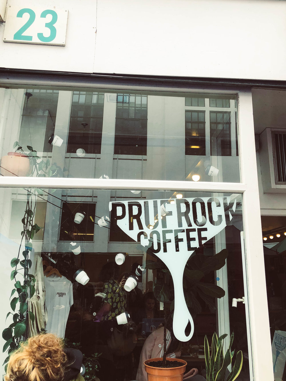 Prufrock Coffee London