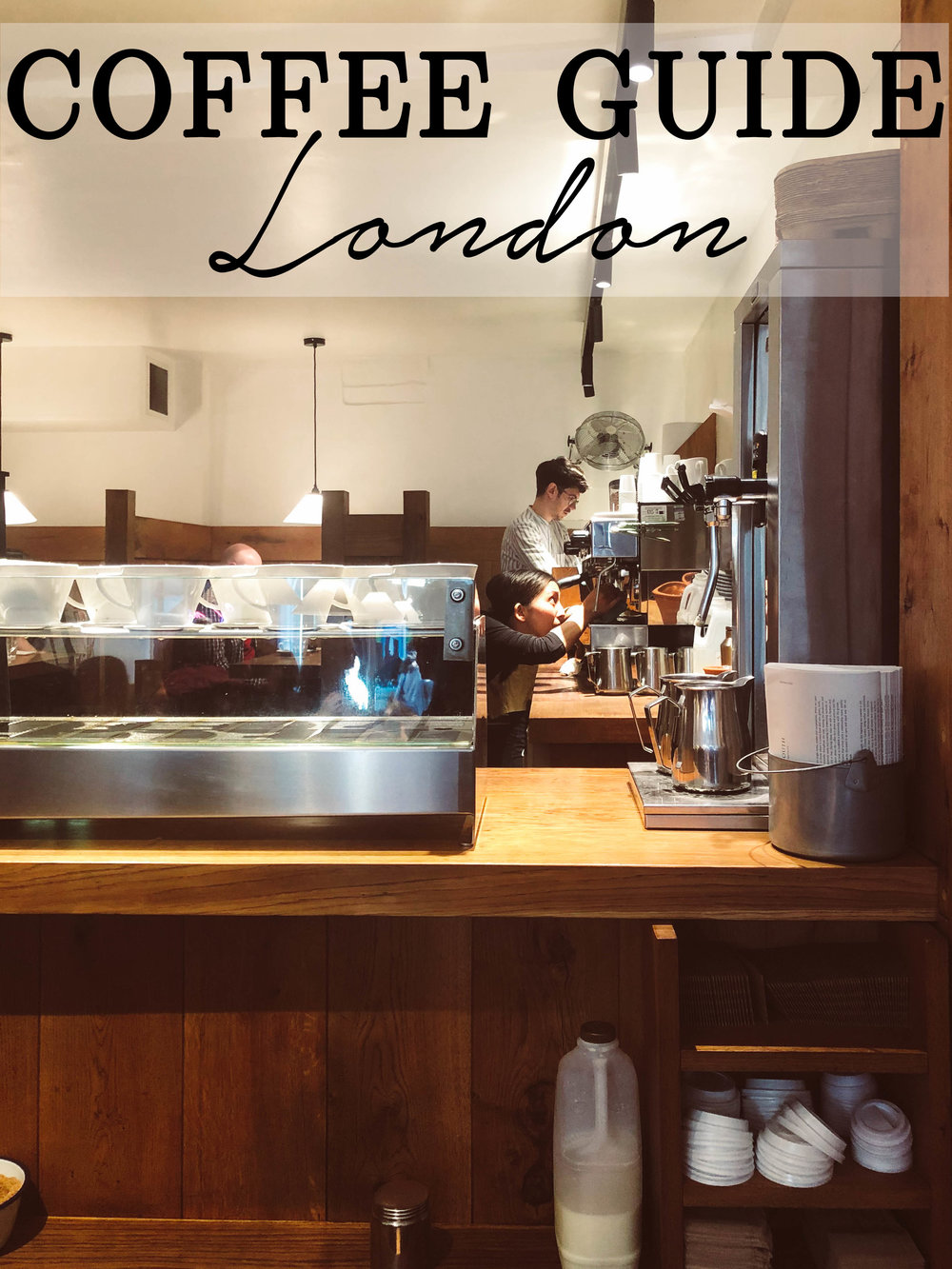 London coffee guide