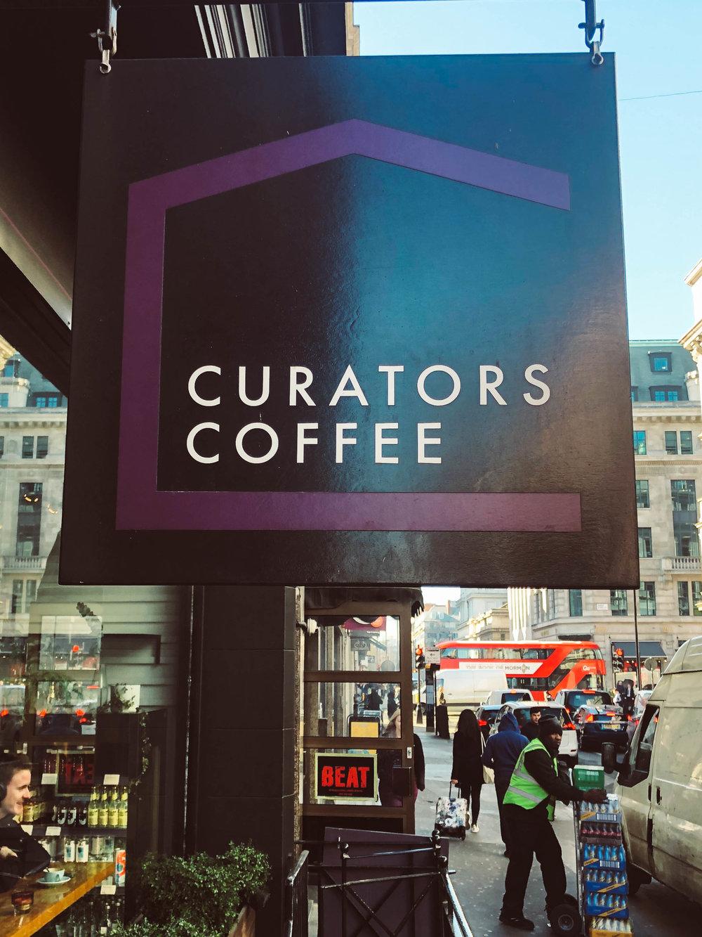 Curator's Coffee London