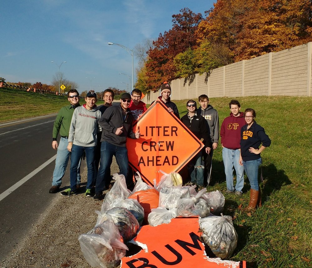 2016 Adopt-A-Highway Crew