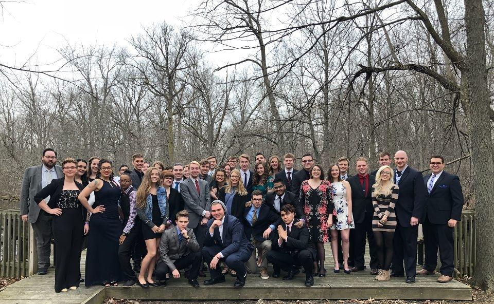Spring 2018 Formal