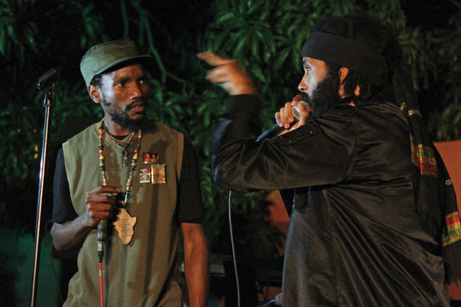 Inna It - Kabaka Pyramid & Protoje - Vineyard Town