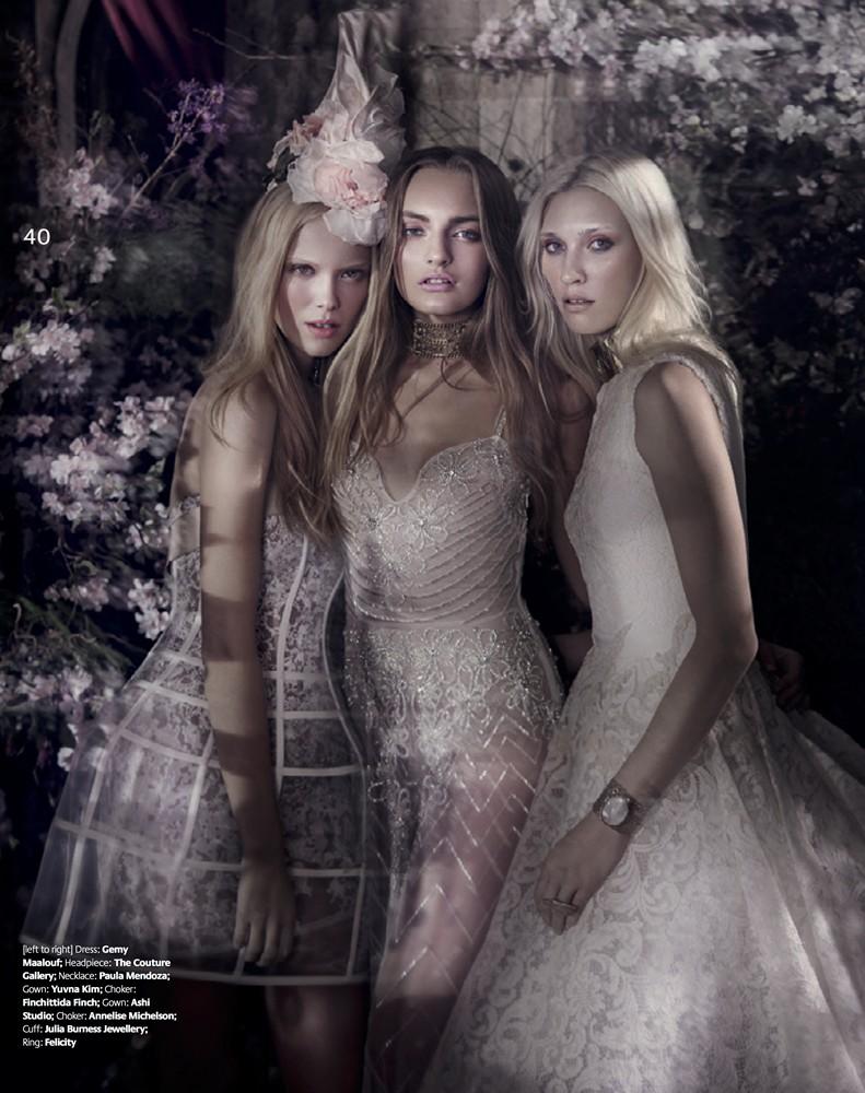 US Magazine - Grace Ormonde Wedding Style - 1/2