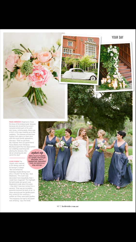 Bride to Be Magazine - Australia - 2/4