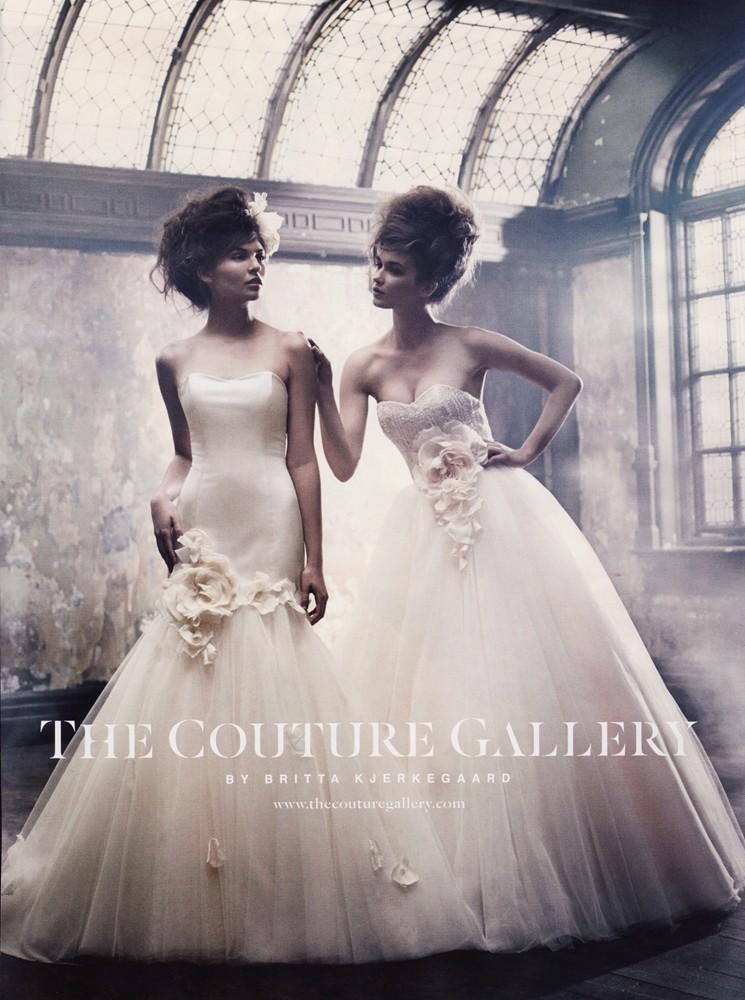 Brides Magazine Nov/Dec 2013 - Rosalyn & Daphne