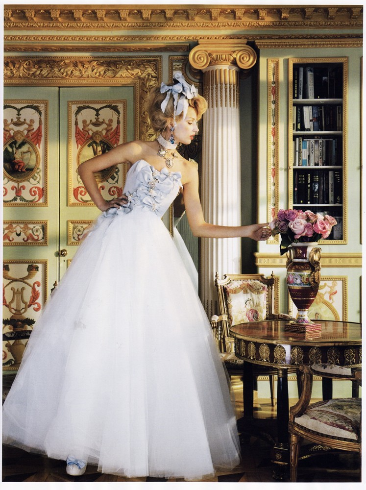 Brides Magazine May/June 2013 - The Antoinette Gown