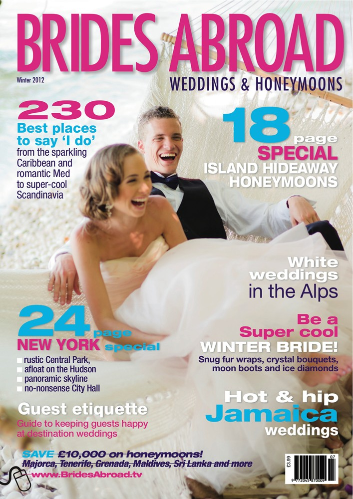 Brides Abroad 2012 - Cover