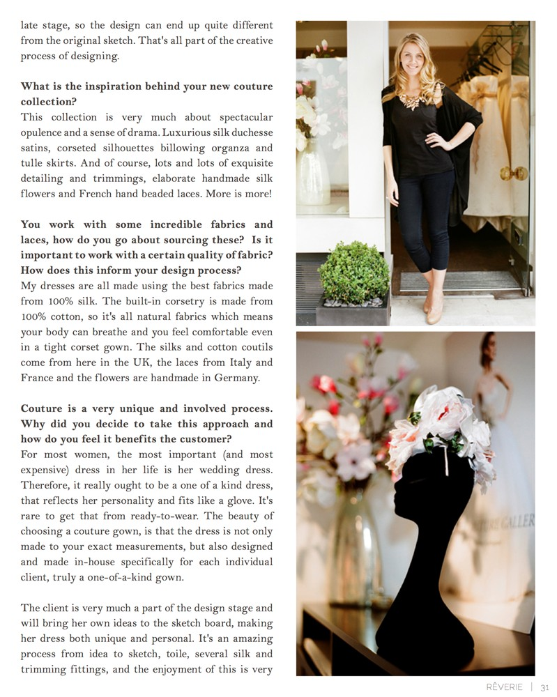 Reverie Magazine July 2012 - 4/6