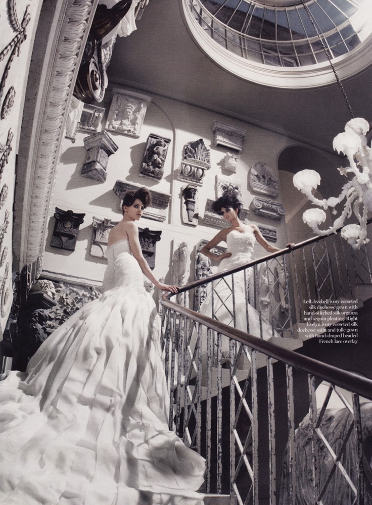 Brides July/August 2012 - Jezebel & Evelyn