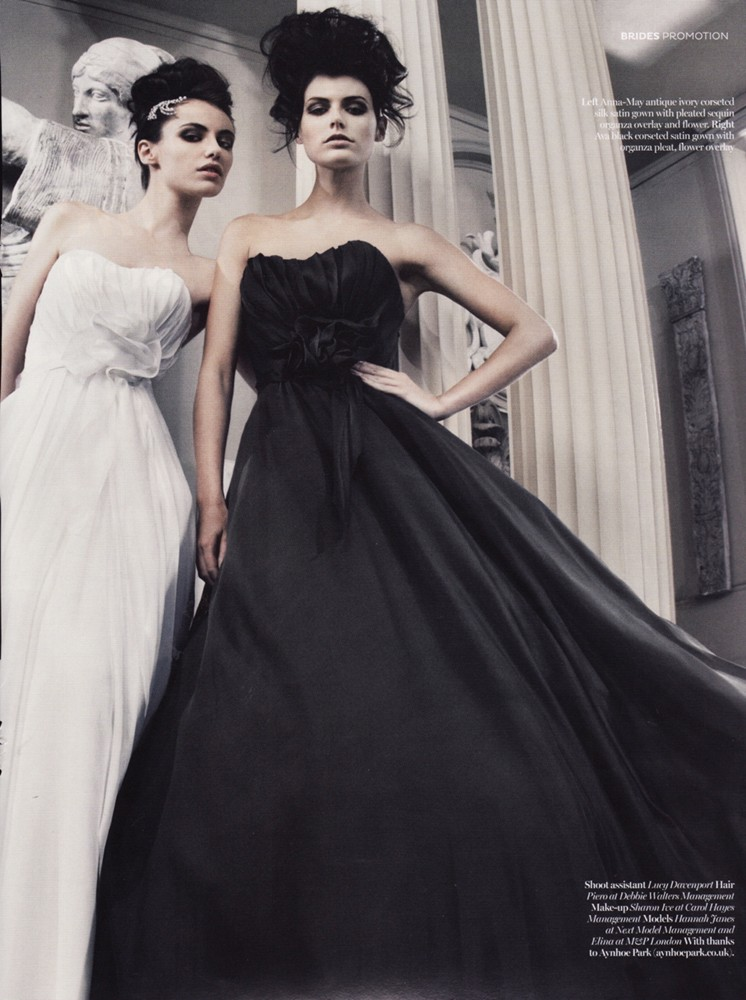 Brides July/August 2012 - AnaMay & Ava