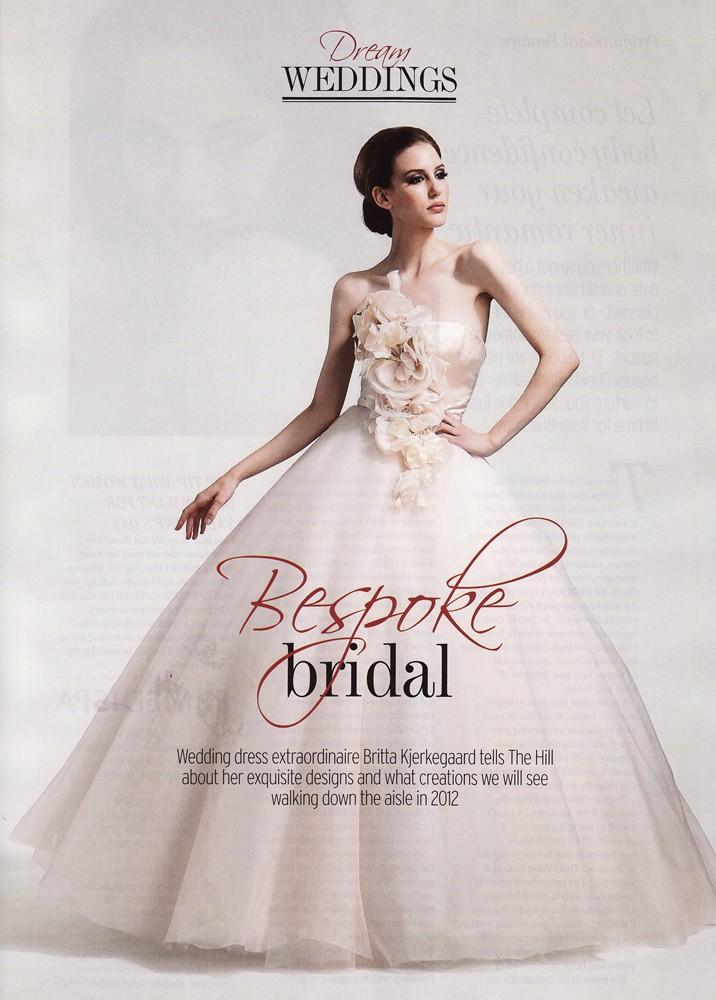 The Hill Magazine April 2012 - Designer Profile 2/2