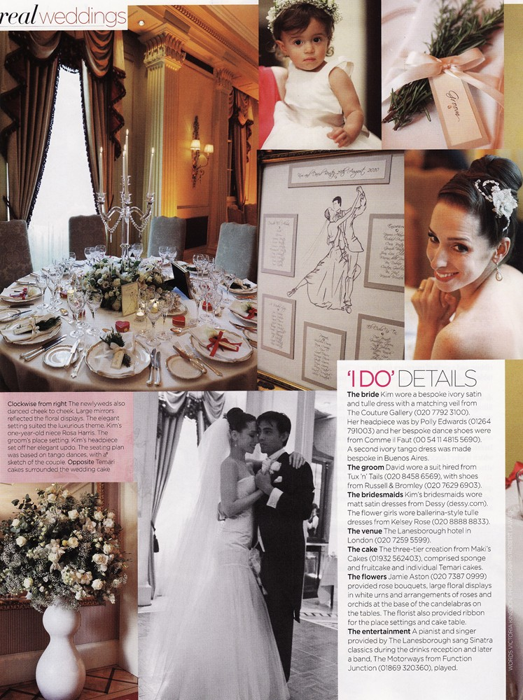 Brides Magazine Jul/Aug 2011 - Real Weddings - 2/2