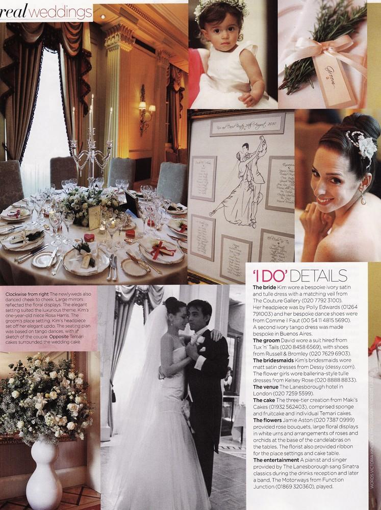 Brides Magazine Jul/Aug 2011 - Real Weddings - 2/2